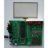 89C52系列单片机触摸屏开发板