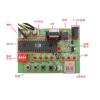 89S51/89S52 单片机 开发板 可编程音乐发生器