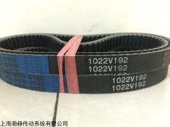1022V192进口变速带/三星英制变速带