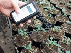 SM100手持式土壤水分速测仪精度3% VWC