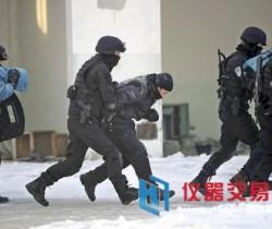 质谱联用仪等助力北京特警实战演练