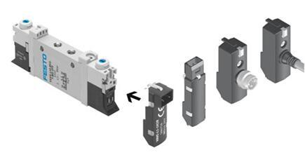 德国festo电磁阀,festo电磁阀工作原理图片