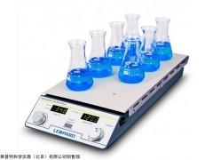 MS-8R 八位加热磁力搅拌器,磁力搅拌器规格