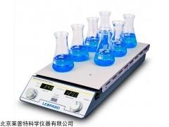 MS-8R 八位加热磁力搅拌器,磁力搅拌器