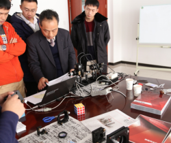 西格玛光机株式会社对汉光仪器的精心培训安排