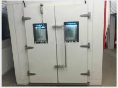 成都电力覆冰人工气候室