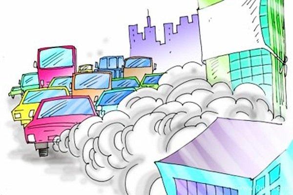 《汽车尾气是全球范围内最严重的什么污染源 》