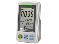 TES-5321便携式PM2.5室内空气质量监测仪