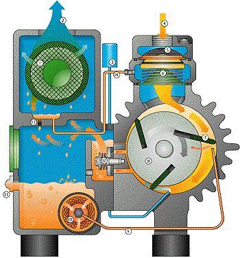 磨机油泵控制电路图