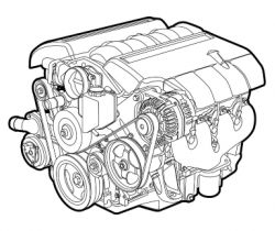 一夜忘记关发动机车子差点报废 发动机原理是什么