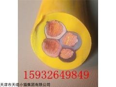 YCW户外重型橡套电缆3*25+1*16标准价格