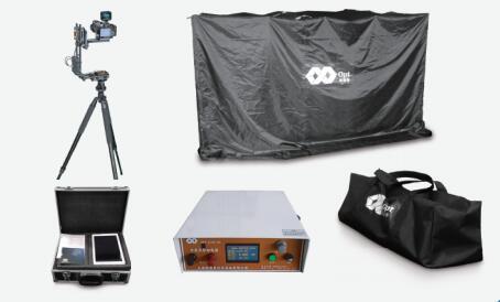 上海欧普泰便携式EL检测设备OPT-M310-A隐广州视频沙面图片