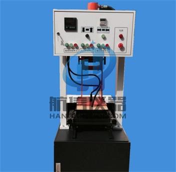 航信仪器hycz-1型沥青混合料液压车辙试样成型机