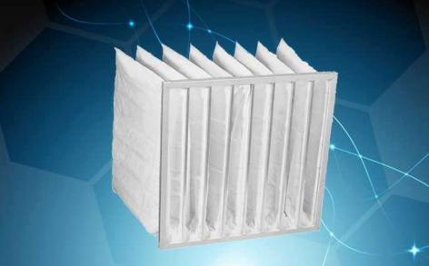 空气过滤器原理           空气过滤器的结构如左图所示