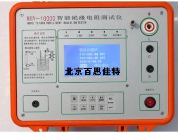 智能绝缘电阻测试仪