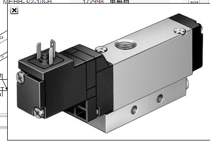 费斯托两位三通电磁阀     festo公司最初产品为木工机械,木工工具的