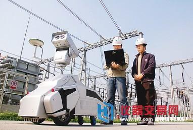 宁夏研发轨道式电力智能巡检机器人 达国际领先水平