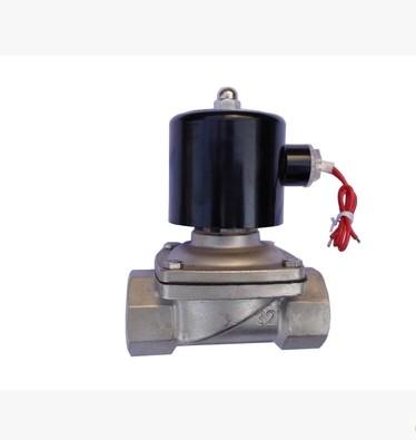 二位二通直动膜片式电磁水阀特点 采用直动式膜片结构无压力启动,扩充