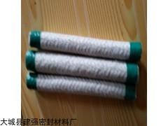 陶瓷纤维盘根 6mm硅酸铝纤维盘根窑炉耐火盘根