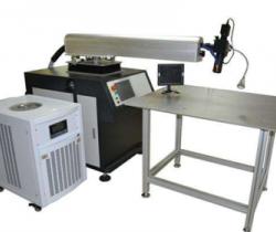 激光焊接机在生产加工中的趋势与工作原理