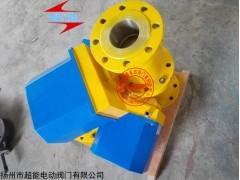 DQF-100电动快关球阀