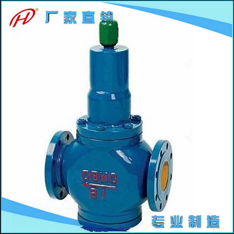 减压阀厂家报价  直接作用弹簧薄膜式减压阀结构特点