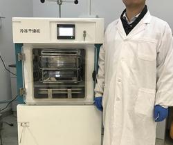 国产科学仪器腾飞行动典型用户走访之中国农科院曾章华