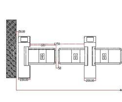 闸机的分类及工作原理和介绍