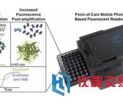 具备DNA检测功能 新型手机媲美专业检测仪器