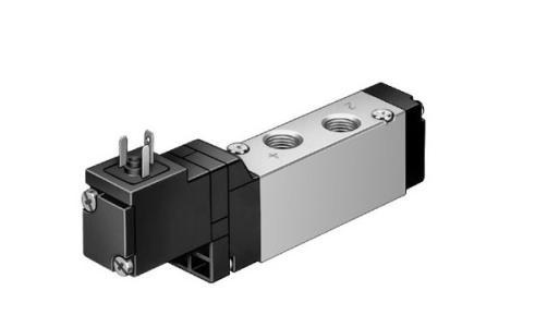 festo气动元件  festo电磁阀是借助阀芯与阀体之间的相对运动来改变图片