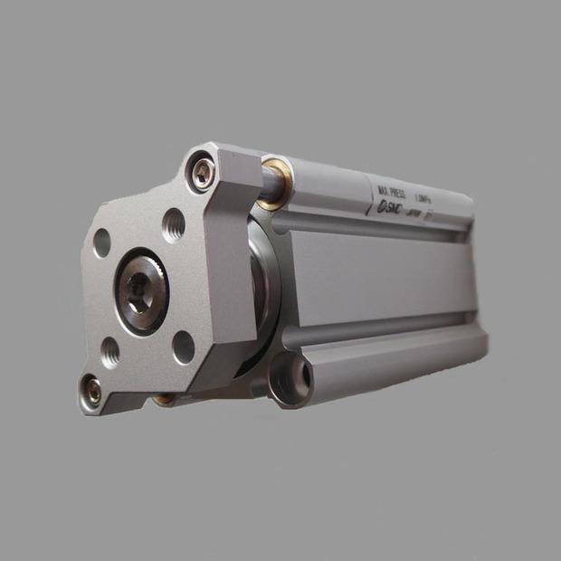 smc旋转气缸型号: 摆动气缸-cra1-100-ps 摆动气缸-cra1100-ps 摆动图片