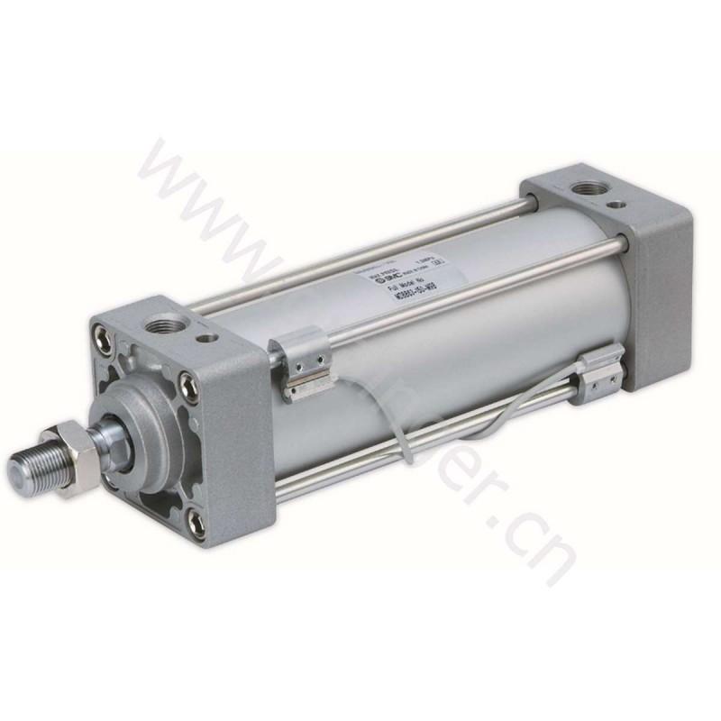 smc 气缸所设缓冲装置种类很多日本smc标准气缸上述只是其中之一图片
