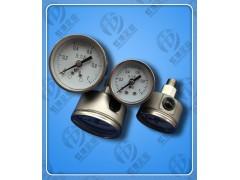 CYW-150Bv虹德供应不锈钢差压压力表