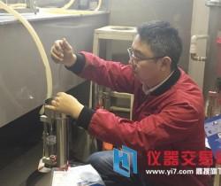 浙江计量院完成近90套标准金属量器量值传递工作
