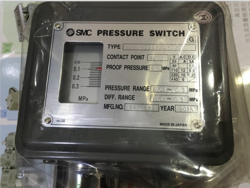 smc压力开关isg110-030大量现货