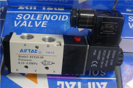 airtac电磁阀4v,airtac电磁阀选型 - 仪器交易网图片