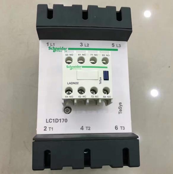 交流接触器lc1-d15000q7c