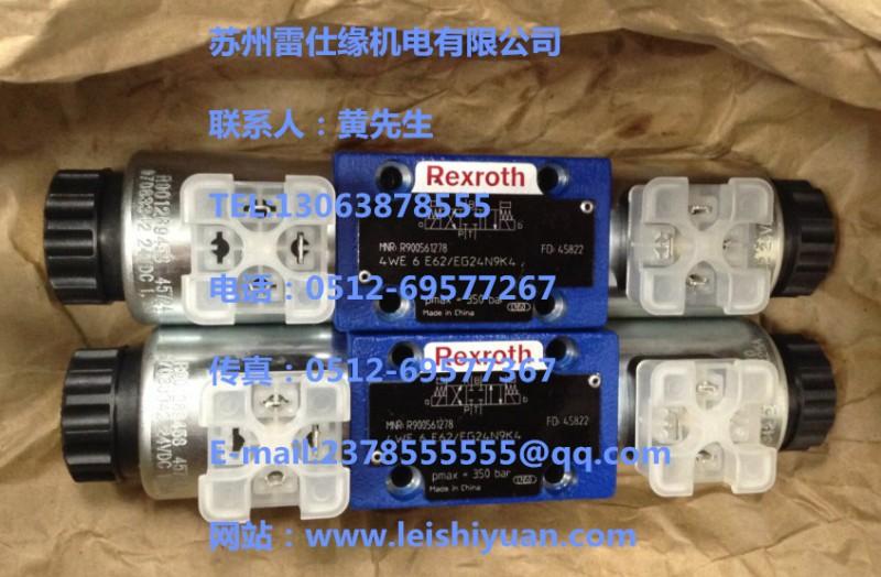 伺服电机,气动元件,气动阀,气缸等),部分系列型号:   电磁阀:4we6,4we图片