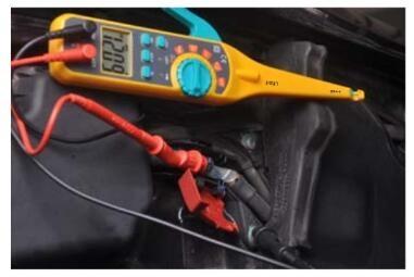 汽车电路检测仪是专业检测汽车线路检测故障的仪表