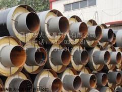 聚氨酯钢套钢复合保温管,聚氨酯钢套钢复合保温管价格