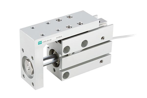 气缸串联控制电路