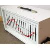 DL08-B系列十进电容箱是高校电工实验专用永利网站,可用于滤波及  谐振电路,一阶、二阶电路的响应,阻抗变换器提高功率因数,交流参数测定等各种电工实验
