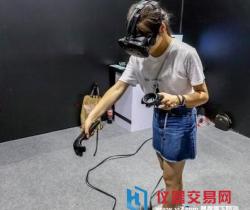 美国科学家丹尼尔●库克开发VR项目 使用16个传感器
