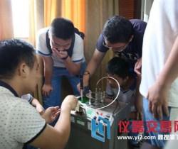 世界计量日!湖南科技活动周精密计量实验室向学生开放