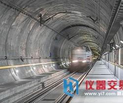 瑞士隧道使用综合控制系统 工程总造价约103亿美元