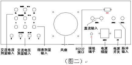大功率多功能交直流程控标准源