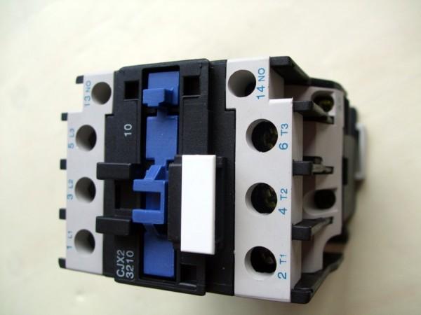 照明设备,接触器不仅能接通和切断电路