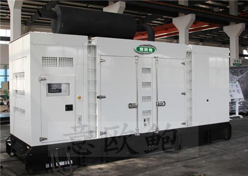 德国合资意欧鲍300kw柴油发电机