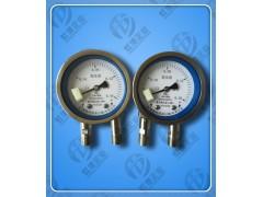虹德优惠CYW-150B不锈钢差压表