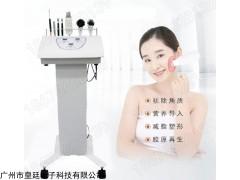韩国白色皮肤综合管理仪综合仪一体机配鳄鱼夹触屏新款皮肤清洁仪